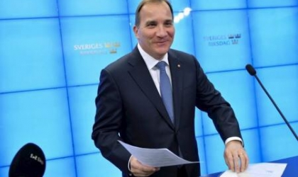البرلمان السويدي يحجب الثقة عن رئيس الوزراء ستيفان لوفن