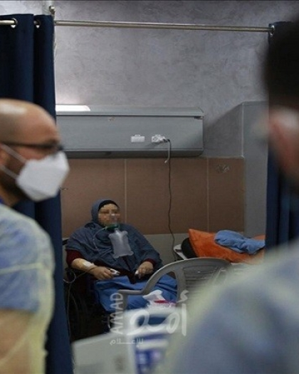 """الصحة الفلسطينية:7 وفيات 375 إصابة جديدة بـ""""كورونا"""" في الضفة وقطاع غزة"""