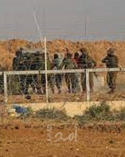 أمن حماس يعتقل شاب حاول التسلل عبر السياج الفاصل وسط قطاع غزة