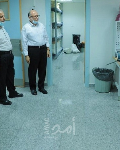 غزة: مستشفى حمد والجامعة الإسلامية يبحثان التعاون في مجال التدريب والبحث العلمي